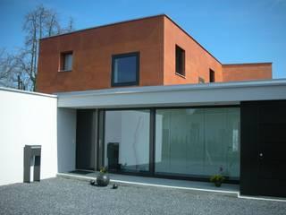 EFH Unterdorfäcker, Sarmenstorf, 2008 Moderne Häuser von 5 Architekten AG Modern