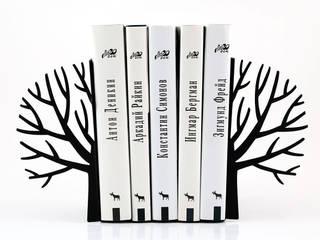 Winter Bäume schwarz:   von DesignAtelierArticle