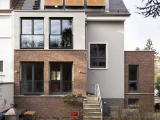 Gartenansicht nach Umbau:   von Gerstner Kaluza Architektur GmbH