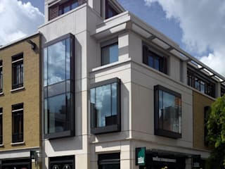 Lower George Street, Richmond-Upon-Thames:  Commercial Spaces by Garnett + Partners LLP