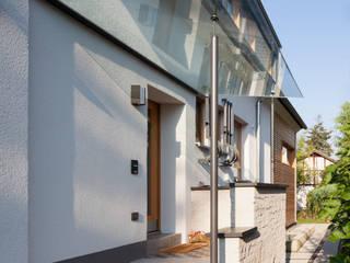 Eingang:   von Gerstner Kaluza Architektur GmbH