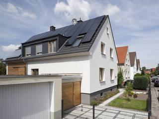 Einbindung Straßenseite:   von Gerstner Kaluza Architektur GmbH