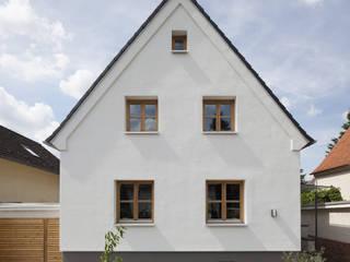 Straßenansicht nach Umbau:   von Gerstner Kaluza Architektur GmbH