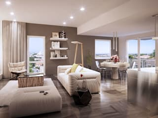 Living room by SMAG design ,