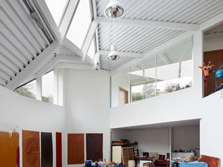Рабочие кабинеты в . Автор – miba architects