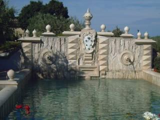 Villa Medicea: Hotel in stile  di Ashlar di Lodovici Deborah