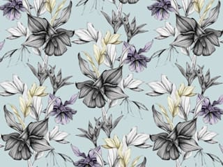 British Florals: modern  by Hayley Louise Crann, Modern
