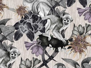 Rainforest: tropical  by Hayley Louise Crann, Tropical