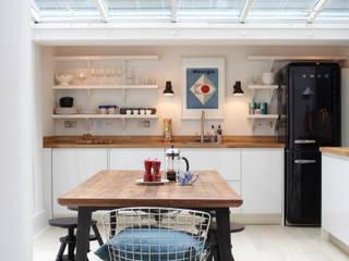 Chelsea Cuisine moderne par Clermont Carpentry Moderne