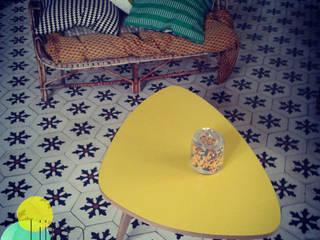 Tripodes vert lime par Liim boutique Scandinave