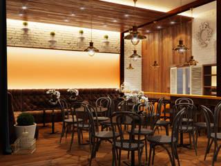 Bars & clubs originaux par Частный дизайнер и декоратор Девятайкина Софья Éclectique