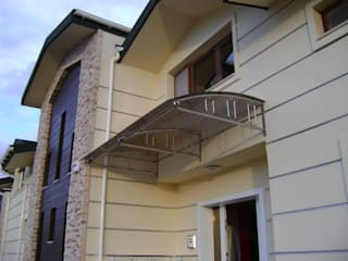 Modern Houses by DEKODİZAYN pirinç mob. dek. ltd. şti. Modern