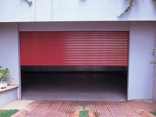 Industrial style windows & doors by Birikim Otomatik Kepenk Industrial