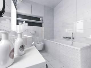 Minimalist style bathrooms by D2 Studio Minimalist