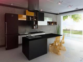Modern style kitchen by D2 Studio Modern