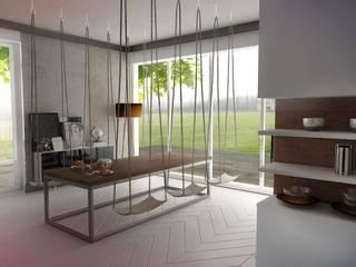 Dapur Modern Oleh D2 Studio Modern