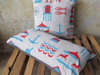 modern  oleh Anna Bird Textiles, Modern