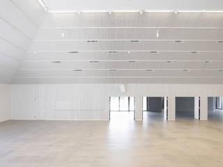 Neue Stadthalle Laufenburg Moderne Veranstaltungsorte von Brandenberger Buehrer Kloter Architekten, Basel/Zürich Modern