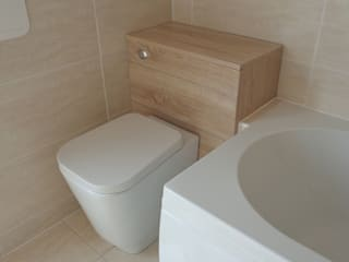 Vanity WC :   by Coventry Bathrooms