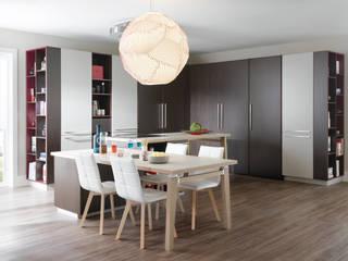 Nhà bếp phong cách chiết trung bởi Schmidt Küchen Chiết trung