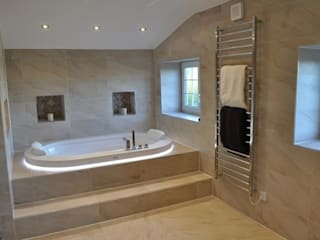 Bath & Radiator View :  Bathroom by Daman of Witham Ltd