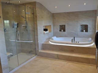 Bath & Shower View 2:  Bathroom by Daman of Witham Ltd