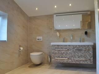 Basin & WC 2 Modern bathroom by Daman of Witham Ltd Modern