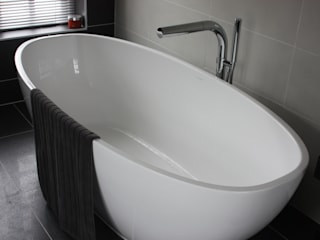 Bath:  Bathroom by Daman of Witham Ltd