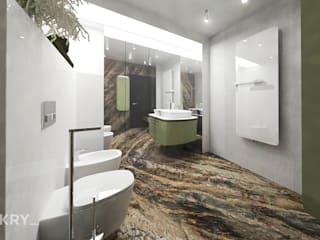 KRY_ Salle de bain moderne