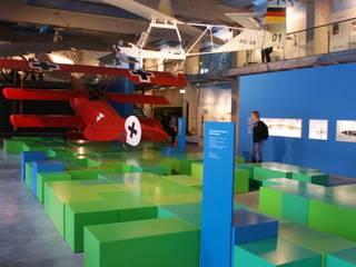 Technisches Landesmuseum Wismar:  Museen von ruge + göllner gmbh