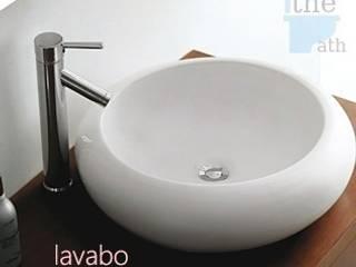 Lavabos de The Bath Moderno