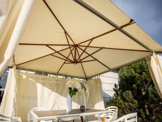 Pawilon Saint Tropez: styl , w kategorii  zaprojektowany przez Ogrodowy Salon
