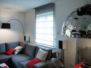 Salones de estilo  de Inspiration Studio, Moderno