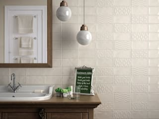 Brick Tile Series Tileflair Paredes y pisos rurales