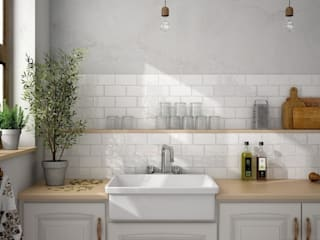 Brick Tile Series Tileflair Pareti & Pavimenti rurali