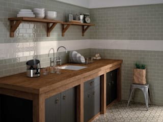 Brick Tile Series Tileflair กำแพง