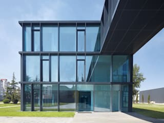 Taiwan Glass, Qingdao de Philipp Mainzer Office for Architecture Moderno