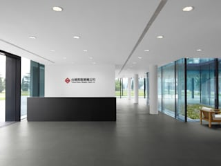 Taiwan Glass, Qingdao Philipp Mainzer Office for Architecture Ofis Alanları