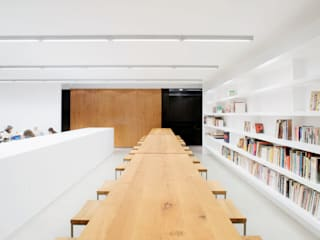 Xue Xue Institute, Taipei, Taiwan de Philipp Mainzer Office for Architecture Moderno