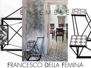 Francesco Della Femina ВітальняСтолики та лотки