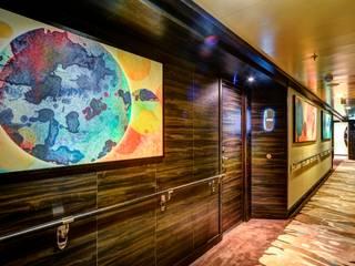 Korridor:  Flur & Diele von AIP Innenprojekt GmbH