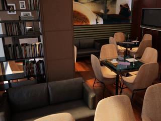 Bars & clubs by MHD Design Group, Modern