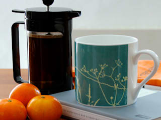 Rame Head Collection - Fine Bone China, Limited Edition Mug:   by Helen Round