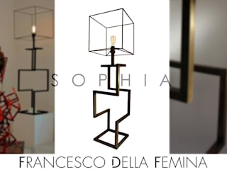 Francesco Della Femina ВітальняОсвітлення
