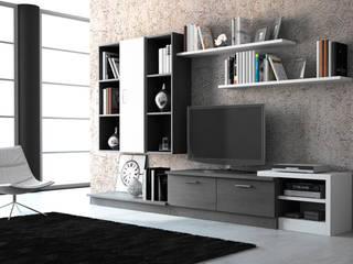 Salones modernos :  de estilo  de Muebles 1 Click , Moderno