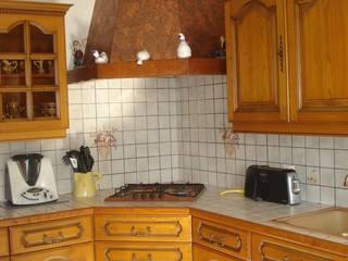 Relooking de cuisines - avant/après par Jolihome
