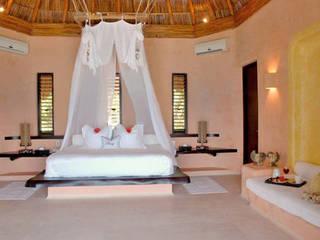 Casa Mis Amores Dormitorios tropicales de BR ARQUITECTOS Tropical