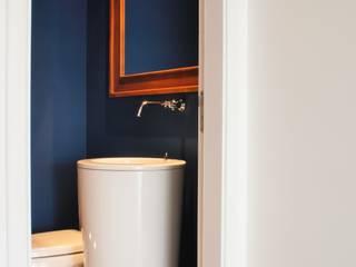 Apartamento Brooklin Banheiros modernos por Gisele Emery Arquitetura Moderno