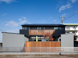 Modern home by 株式会社山岡建築研究所 Modern