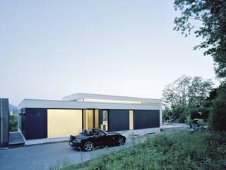 Projekty,  Domy zaprojektowane przez Schiller Architektur BDA